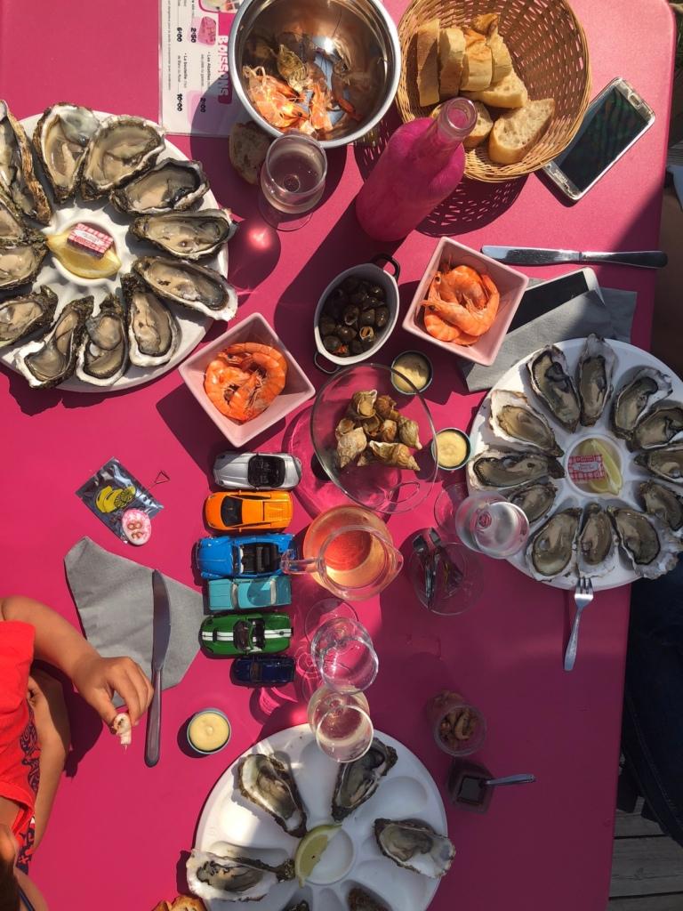 Pusdienas Francijā