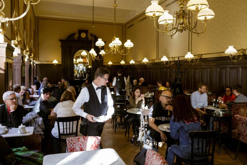 Kaffe Sperl. Foto: A. Strokins.