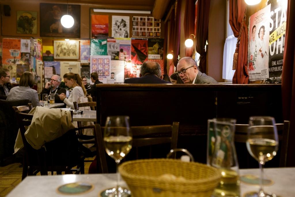 Altes Kaffe. Foto: A. Strokins.