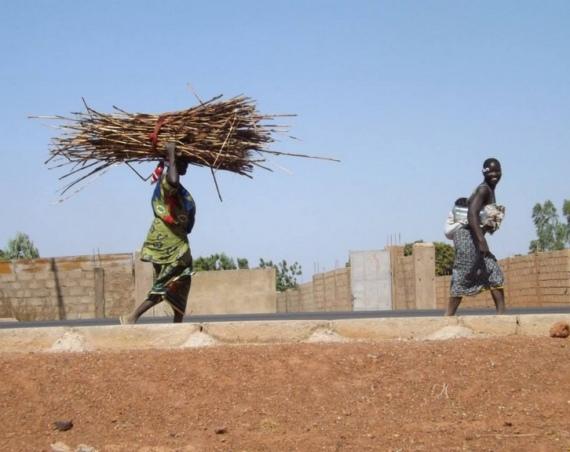 Burkina Faso Āfrika