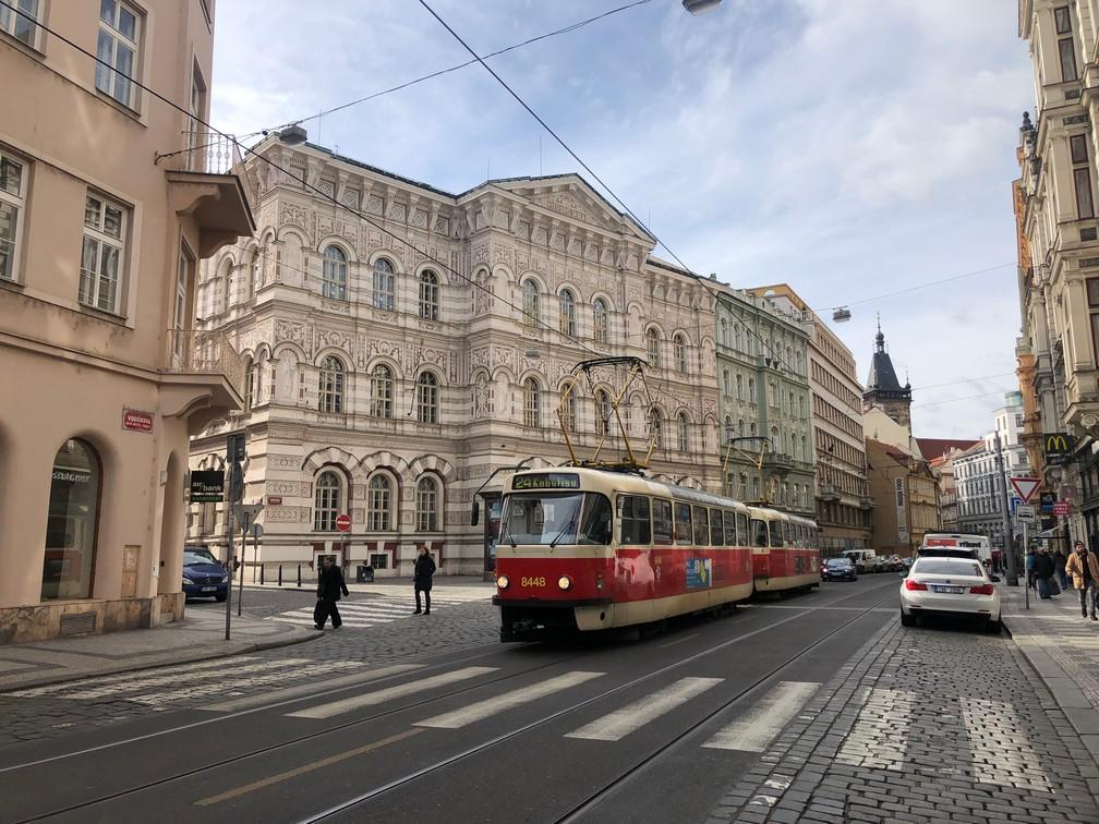 Škoda tramvajs
