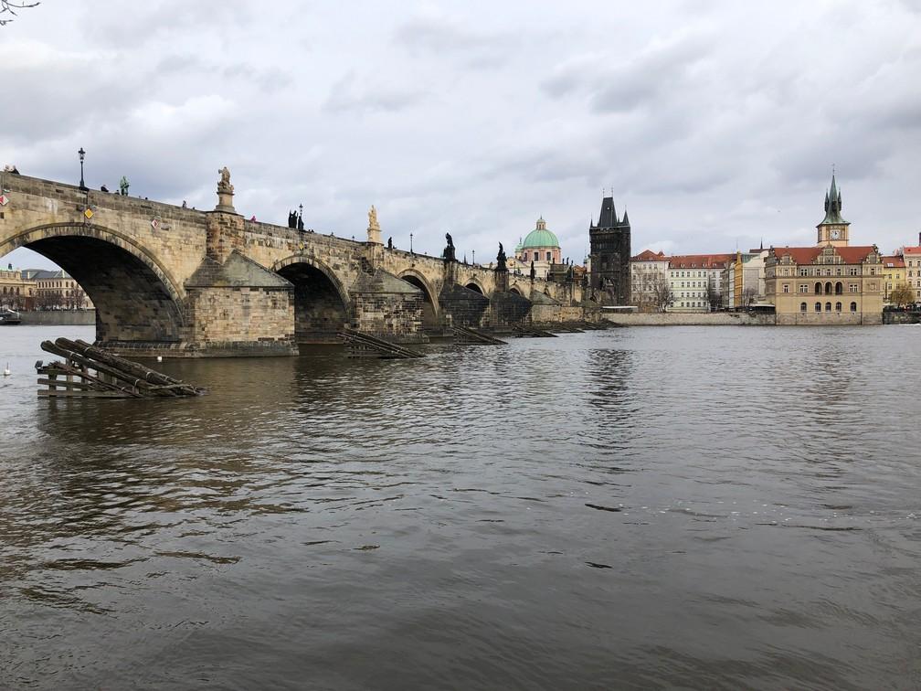 Kārļa tilts Prāga