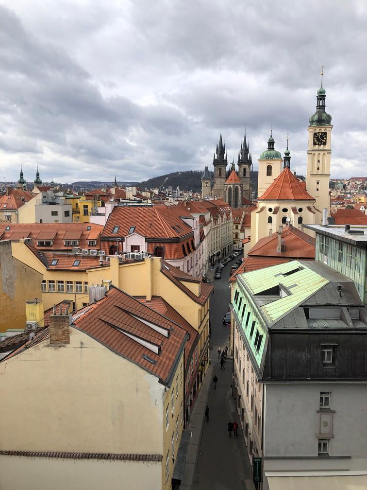 Prāgas vecpilsēta