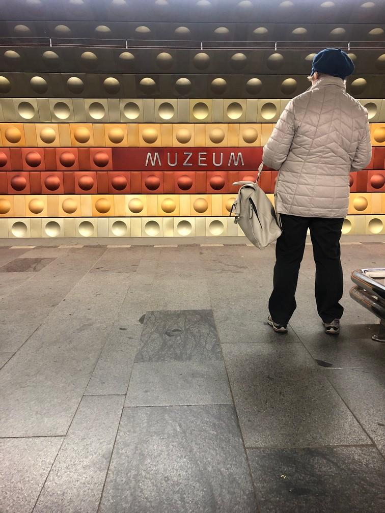 Pragas metro