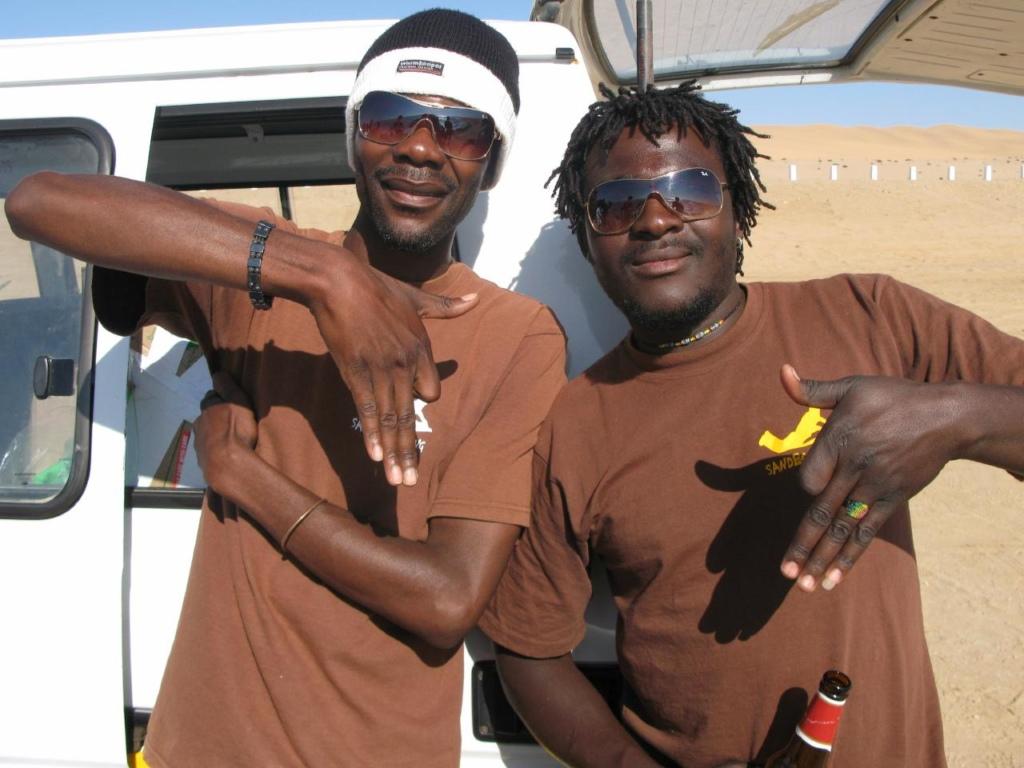 Ceļojums uz Namībiju